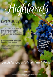 Ladies Day in the Highlands 2018